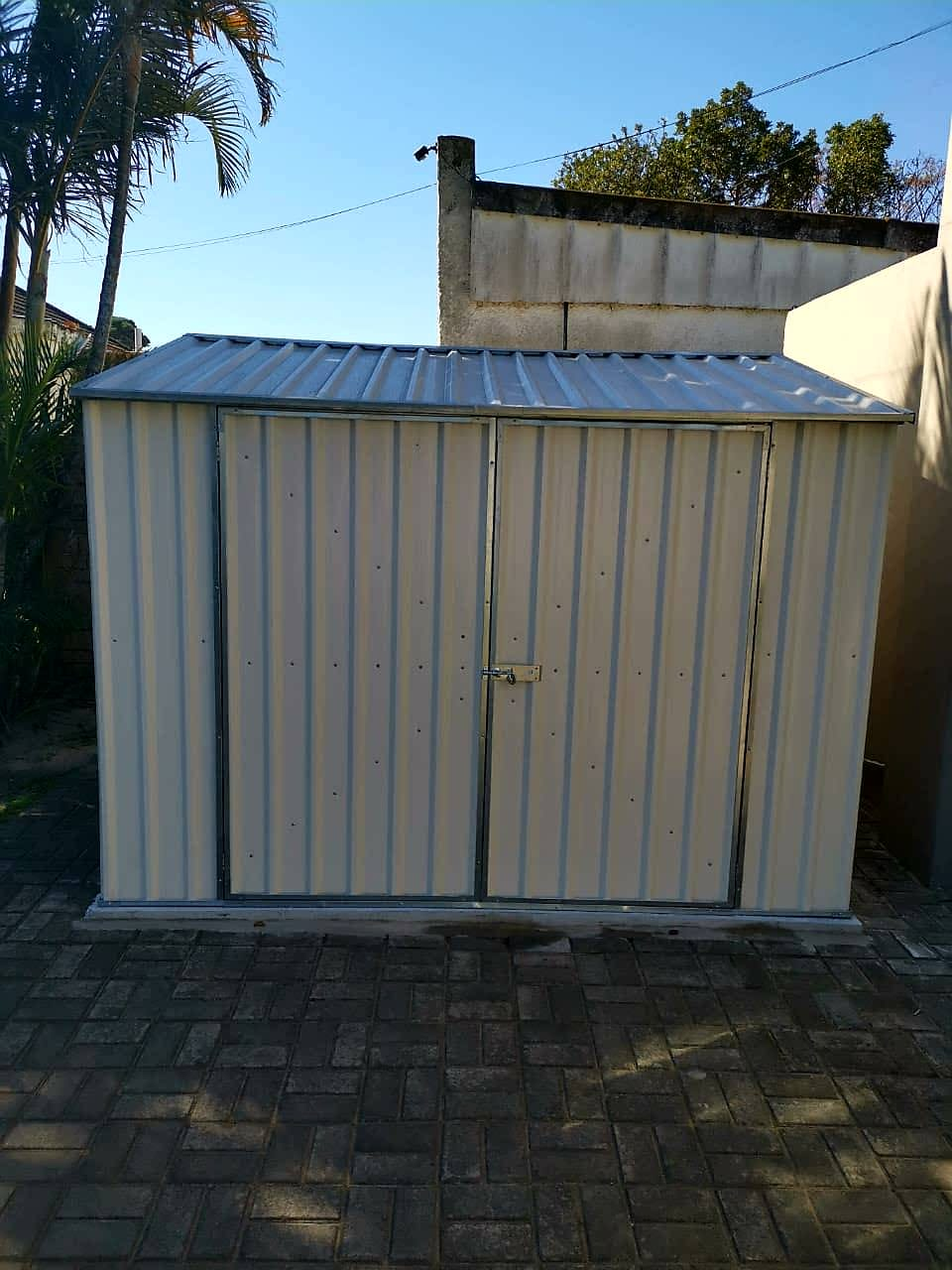 Gable Roof Tool Shed- X-large
